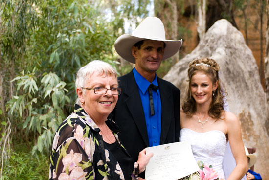Outback Savannah Gulf Country wedding photography