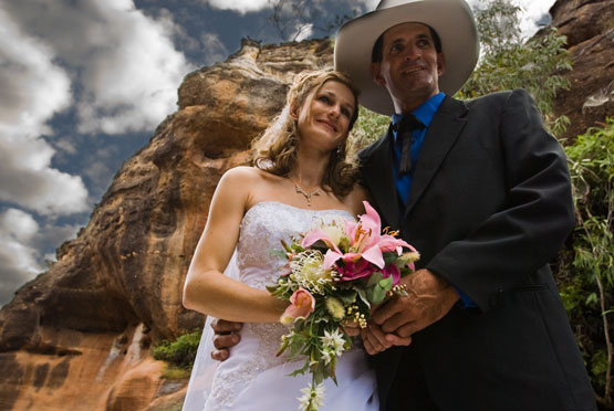 Outback wedding phtography in gulf country Australia