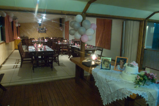 Wedding Reception in the Australian Outback